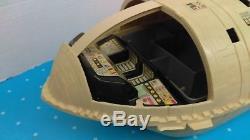 Vintage 1980 Kenner Star Wars ESB Rebel Transport Ship With Nice Box