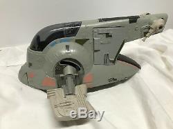 Vintage 1980 Kenner Star Wars Esb Boba Fett Slave-1 100% Loose Complete