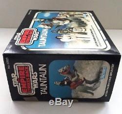 Vintage 1980 UNOPENED Kenner Star Wars ESB Tauntaun NEW In GORGEOUS BOX MIB
