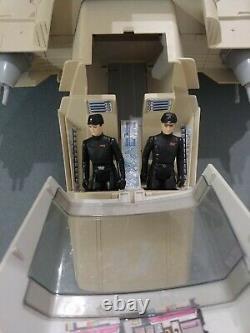 Vintage 1984 Imperial Shuttle lambda Star Wars Return ofthe Jedi Kenner Complete