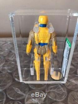 Vintage 1985 C-3PO Droids Kenner Star Wars AFA 90 WOW