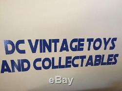 Vintage 1985 Kenner Star Wars Yak Face Stunning Afa 90 Wow Look