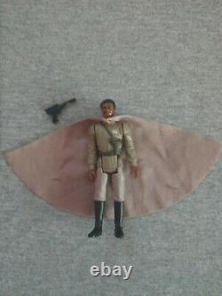 Vintage Kenner Star Wars 3.75 General Lando Complete LAST 17 With Card & Coin