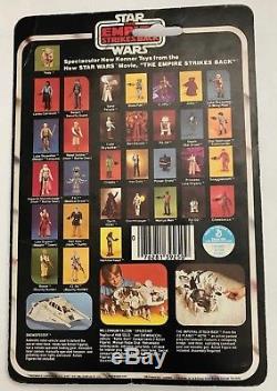 Vintage Kenner Star Wars Empire Strikes Back Boba Fett 31 Back Moc Afa Ready