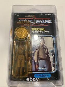Vintage Kenner Star Wars POTF Lando Calrissian General Pilot MOC 1985
