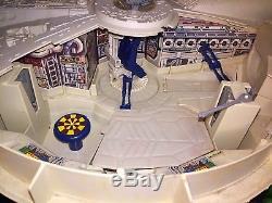 Vintage Kenner Star Wars Vintage Millenium Falcon Original Almost Complete