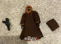 Vintage LooseStar Wars Lili LedyJawa with Removable hoodMéxicoHoly Grail100%