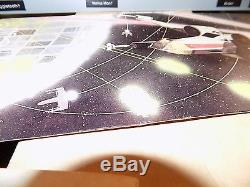 Vintage STAR WARS First 12 Collector's Action Stand unbuilt with box (S4L 51)