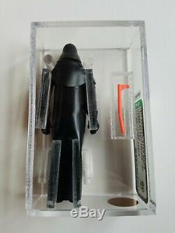 Vintage Star Wars 1977 Darth Vader with Double Telescoping (DT) Saber AFA 60