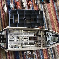 Vintage Star Wars 37 Figures + Vehicles Set 1977-1984 Job Lot