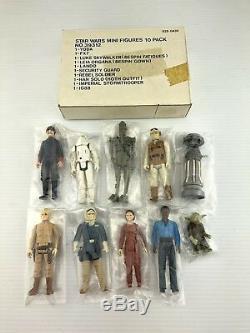 Vintage Star Wars Action Figure 10 Pack Catalog Mail Away Kenner JC Penny