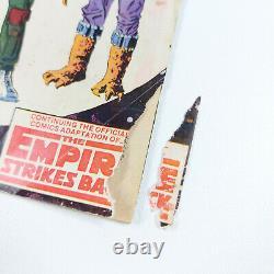 Vintage Star Wars Boba Fett #42 1980 Newsstand Comic Book 1st Appearance Marvel