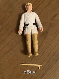 Vintage Star Wars DT Double Telescoping Lightsaber Luke Skywalker 1978 Read NR
