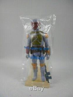 Vintage Star Wars ESB 1979 Boba Fett New In Sealed Kenner Baggie COO HK