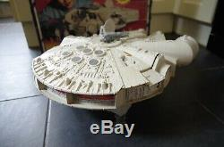 Vintage Star Wars ESB Millenium Falcon Boxed Instructions Palitoy