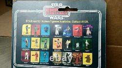 Vintage Star Wars ESB R2D2 21 back G MOC Kenner 1980