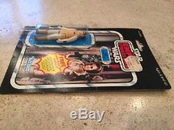 Vintage Star Wars Empire Strikes Back ESB Leia Hoth Outfit Cut Bubble Orig Gun