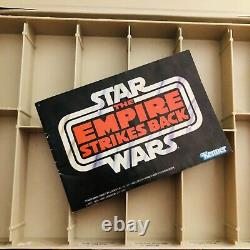 Vintage Star Wars Figure Carry Case. The Empire Strikes Back