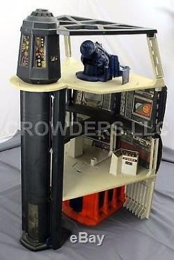 Vintage Star Wars Galactic Empire Death Star Space Station Playset Kenner 1978