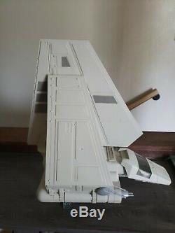 Vintage Star Wars IMPERIAL SHUTTLE 100% Complete Kenner 1984 ROTJ