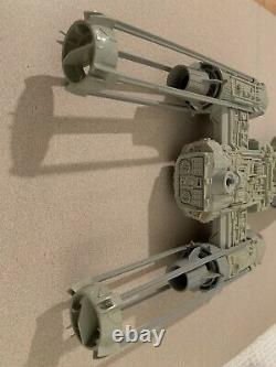 Vintage Star Wars Kenner Y-WING FIGHTER VEHICLE 1983 Used Electronics Work