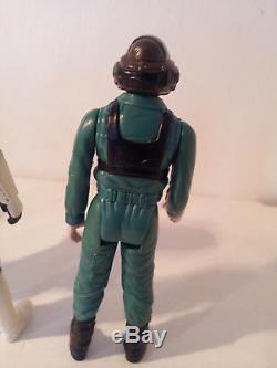 Vintage Star Wars Last 17 Lot Yak Face Luke Stormtrooper Imperial Gunner Barada