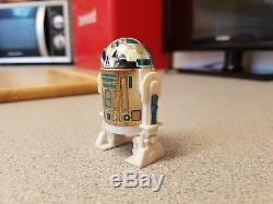 Vintage Star Wars Last 17 R2-d2 Pop Up Lightsaber Figure