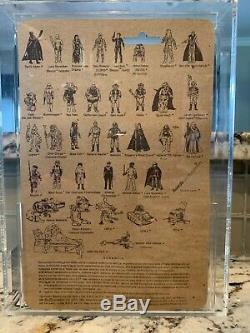 Vintage Star Wars Lili Ledy Leia Boushh AFA 85 MOC