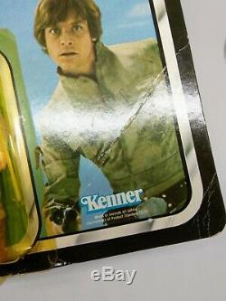 Vintage Star Wars Luke Skywalker Bespin MOC 41 Back ESB Kenner Packing Error