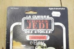 Vintage Star Wars Meccano GDE Stormtrooper French Carded Guerre des Etoiles