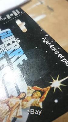 Vintage Star Wars Meccano Sandpeople 12 back RARE Resealed