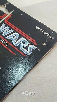 Vintage Star Wars POTF 92 Back Luke Skywalker Stormtrooper MOC last 17 see Desc