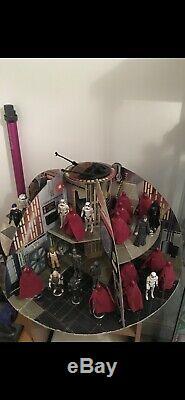 Vintage Star Wars Palitoy Death Star 1980s Complete