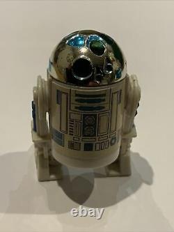 Vintage Star Wars R2-D2 Last 17 Pop-up Sabre 1985 stamped LFL 77 Fantastic Cond