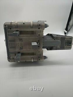 Vintage Star Wars ROTJ Imperial Shuttle Kenner 1984 Missing Side Panel