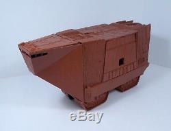 Vintage Star Wars Radio Controlled Jawa Sandcrawler 1979 Kenner