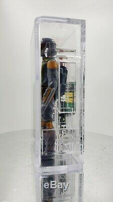 Vintage Star Wars Rare 1979 LILI Ledy Boba Fett Removable Rocket Afa 75