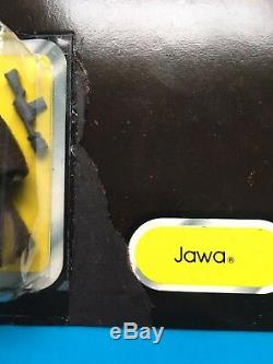 Vintage Star Wars Trilogo Jawa Unpunched