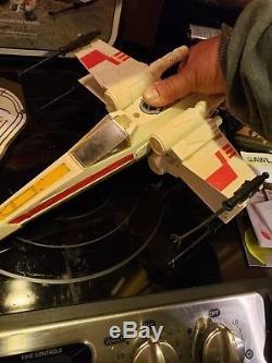 Vintage Star Wars X-Wing Fighter