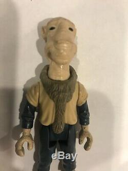Vintage Star Wars action figure YAK FACE, POTF Last 17, grail figure. LFL 1985