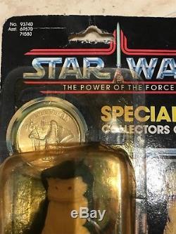 Vintage Star Wars last 17 Amanaman MOC