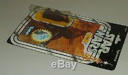 Vintage star wars jawa kenner 20 back moc 1978 boba fett offer red extension