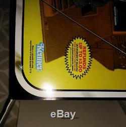 WORKING 1979 Vintage RC Star Wars Kenner Jawa Sandcrawler Complete Box Works