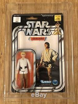1977, Figurine D'action Originale De Luke Skywalker Moc Mip Ken Wars De Star Wars