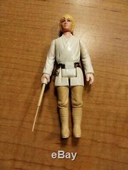 1977 Kenner Star Wars Luke Skywalker Sabre Télescopique Double (luke Dt)