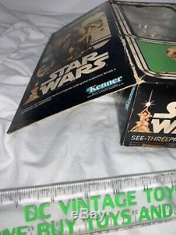 1978 Kenner Vintage Star Wars 12 Pouces C-3po Action Figure Nouveau En Ouvert La Boîte