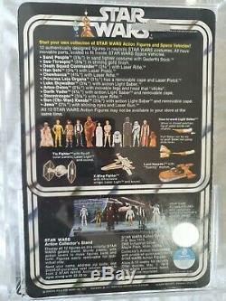 1978 Kenner Vintage Star Wars R2 D2 12 Retour C Afa 80+ 85/80/85 Clair Bullé