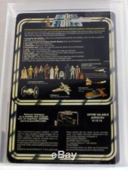 1978 Vintage Star Wars Français Meccano 12 Retour Chewbacca Afa80 Nm # 19155299