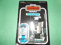 1978 Vintage Star Wars (empire Contre-attaque) R2d2 (41 Retour) Unpunched