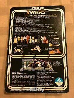1978 Vintage Wars Kenner Étoiles 12 Retour B Vinyle Cape Jawa Action Figure Graal Moc